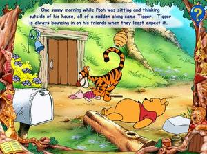 Disney's Animated Storybook Winnie the Pooh & Tigger Too