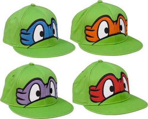 File:Teenage Mutant Ninja Turtles Baseball-Hats.jpg