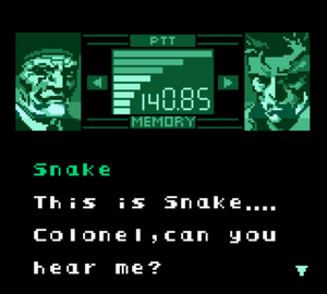 Metal Gear Solid GBC