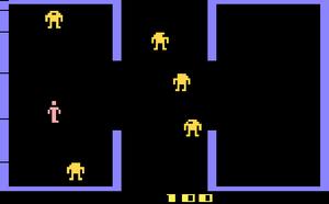 Berzerk Atari 2600