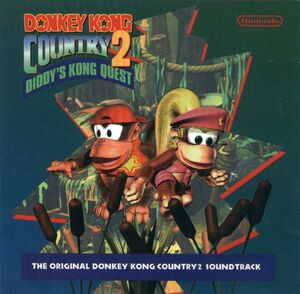 The Original Donkey Kong Country 2 Soundtrack - David Wise
