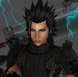 Zack fair unleashed by dnxpunk-d4r0ebi