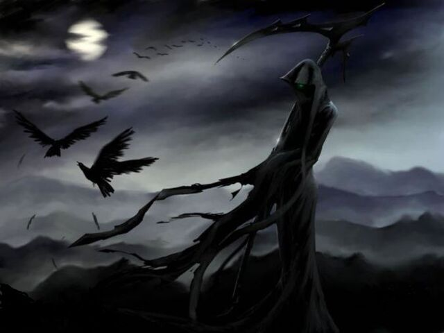 File:-pictures.4ever.eu- dark grim reaper, crows, full moon, scythe 153231.jpg
