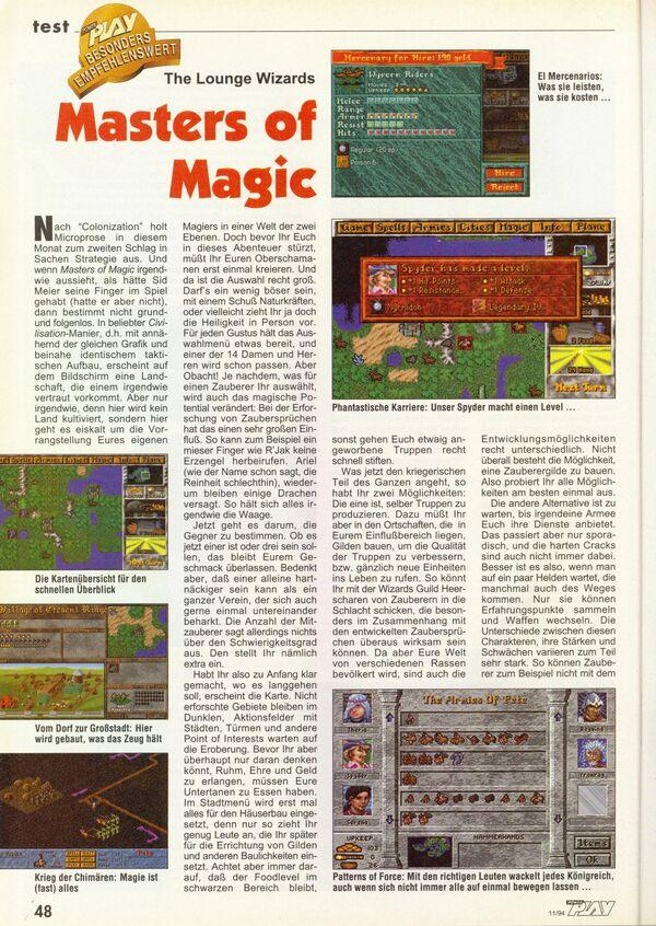 Power Play-1994-11-1