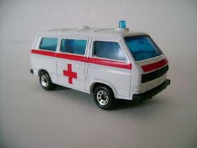 VW Transporter Ambulance
