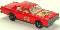 Mercury Park Lane Fire Chief Car