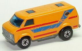 7968 Chevy Van L