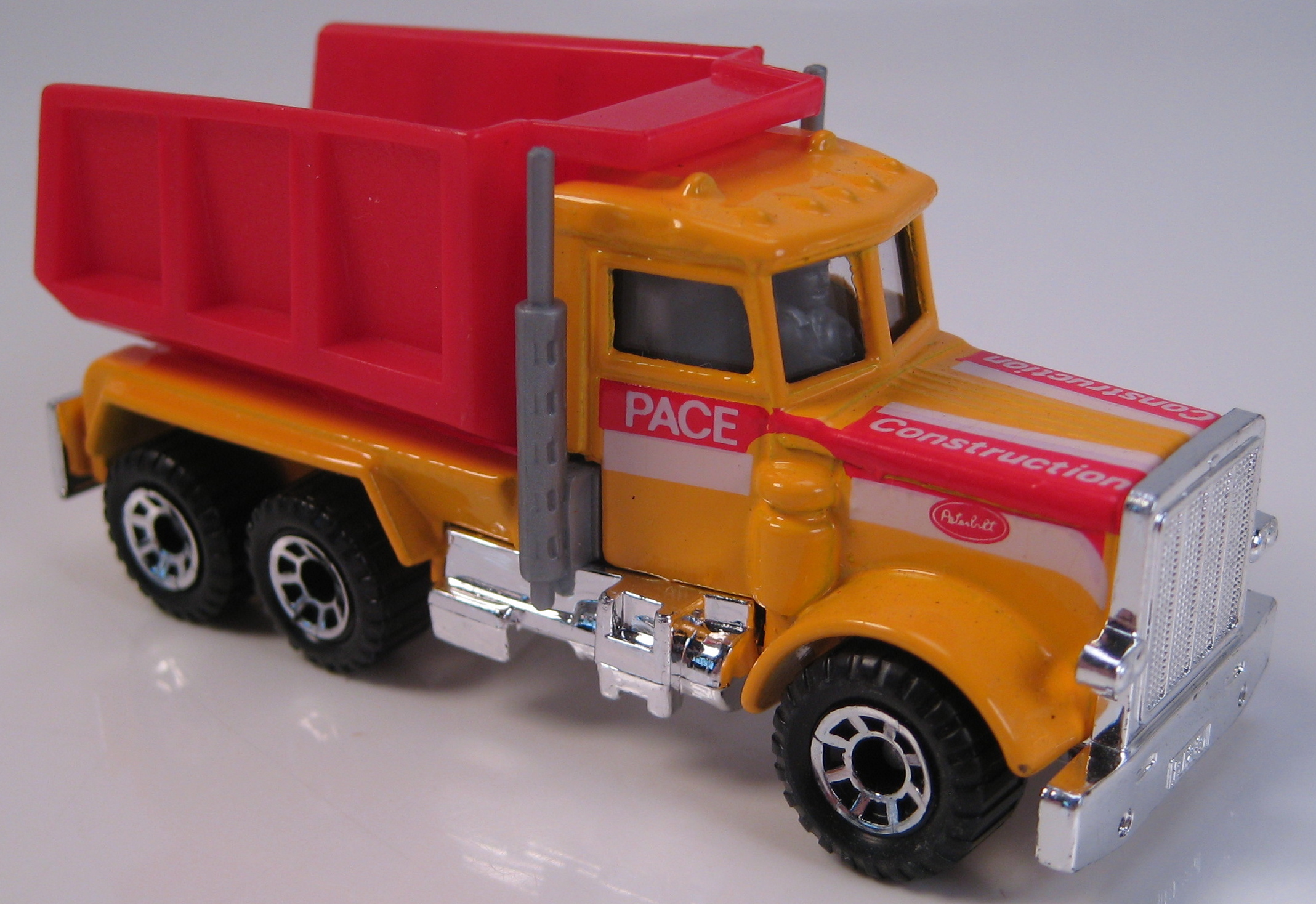 Peterbilt Dump Truck Matchbox Cars Wiki Fandom Powered By Wikia
