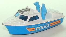 7552 Police Launch
