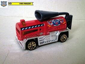 Fire Freezer 2004