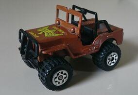 Jeep 4x4 (MB005)