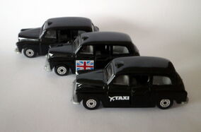 London Taxi (1987-99)