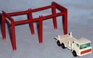 DAF Girder Truck (1968-69 Construction)
