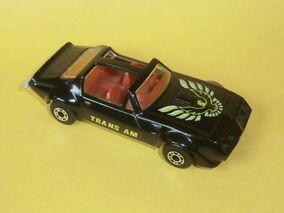 Pontiac T-Roof (Black)