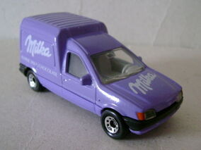 Ford Courier Van (Milka)