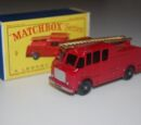 Merryweather Marquis Series III Fire Engine