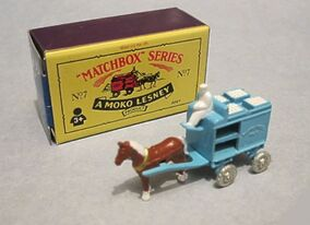 Horse Drawn Milk Float (1993)