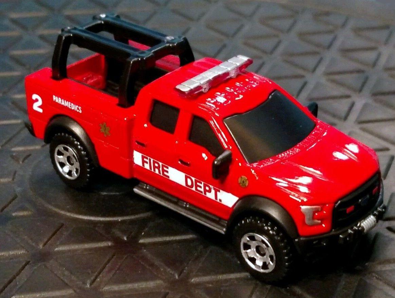 2018 Ford Super Chief >> Image - Matchbox Fire Rescue 2015 F-150 EMS Paramedic ambulance custom kitbash 2.jpg | Matchbox ...