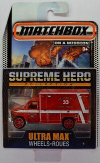 SUPREME HERO Ford E-250 Ambulance