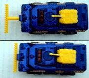 Battering Ram (MB468) Mechanical bumper