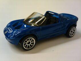 50th Lotus Elise