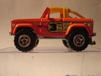 MBX Ford Bronco 4x4 1972