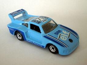 Racing Porsche 935 (Cast)