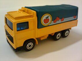 Auf Dem Land Volvo Lastwagen