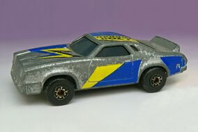 Mega Blasters Thunderbolt - 07491df