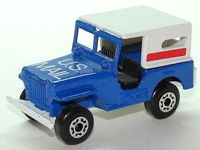 7805 Mail Truck L