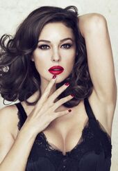 Monica Bellucci Dolce and Gabbana