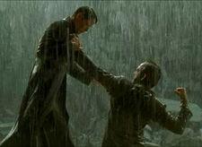 Agent Smith Beats Neo