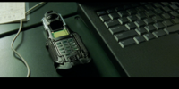 The Matrix Reloaded Cell phone
