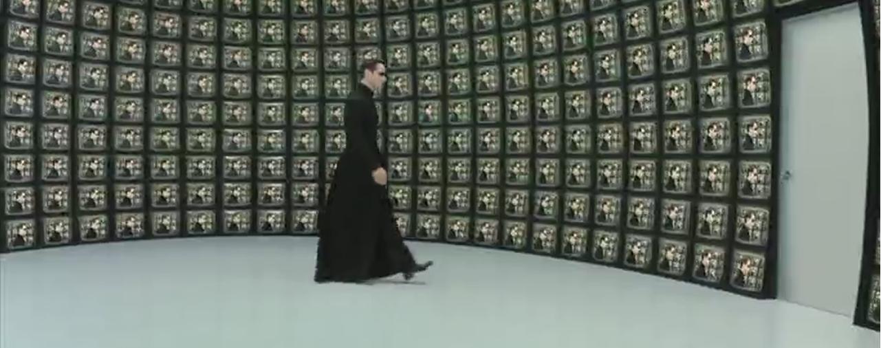 Image neo heads to the matrix wiki fandom for Matrix reloaded architect