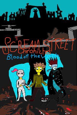 File:Matt Hatter Chronicles X Scream Street Book 2.jpeg