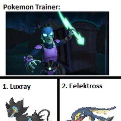 Bad Lightning's Pokemon