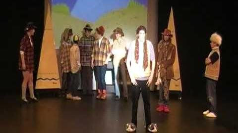 StinkBomb's Cannibal the Musical-Trapper Song