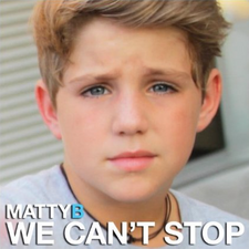 We Can't Stop cover