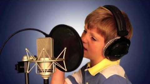 7 Year Old Raps Nothing On You B.o