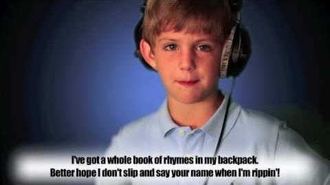 7 Year Old Raps Justin Bieber - Eenie Meenie by MattyBRaps