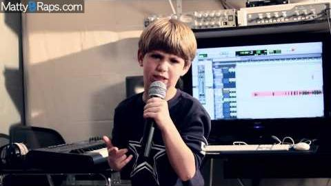 "8 Year Old Raps Eminem LIVE - ""Lose Yourself"" by MattyBRaps"