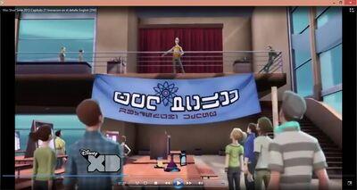 Max Steel Reboot Science Fair