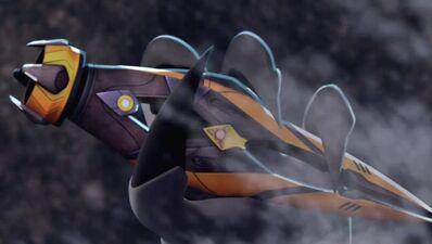 Max Steel Reboot Ultralink Hunter's Device