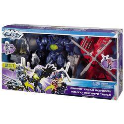 CBX51-Boneco-Max-Steel-Makino-Mutante-Triplo-Mattel 3
