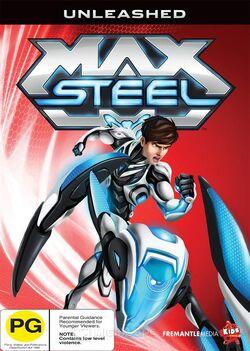 Max Steel Reboot Unleashed