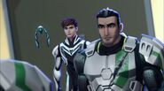 Max Steel Reboot Max, Steel, and Forge