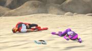 Team Turbo defeated