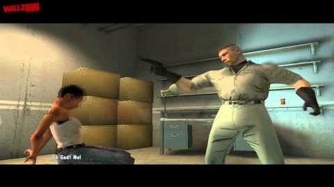 Max Payne 2 (PC) - The Darkness Inside - Elevator Doors