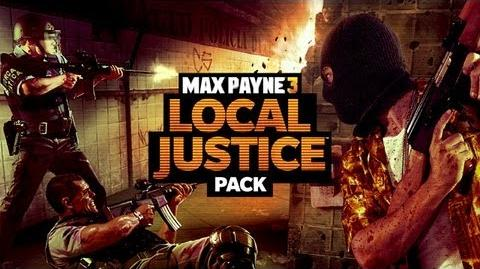Max Payne 3 Local Justice Trailer
