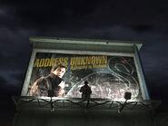 Address unknown billboard
